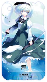 iPhoneケース01 妖夢