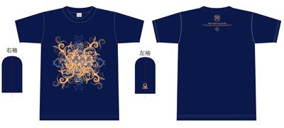地霊殿組デザインTシャツ