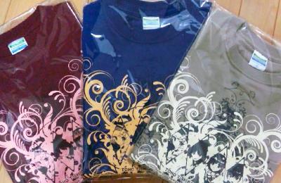 C-CLAYS 地霊殿デザインTシャツ