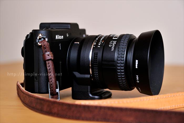 Nikon1V1+35mmF2D