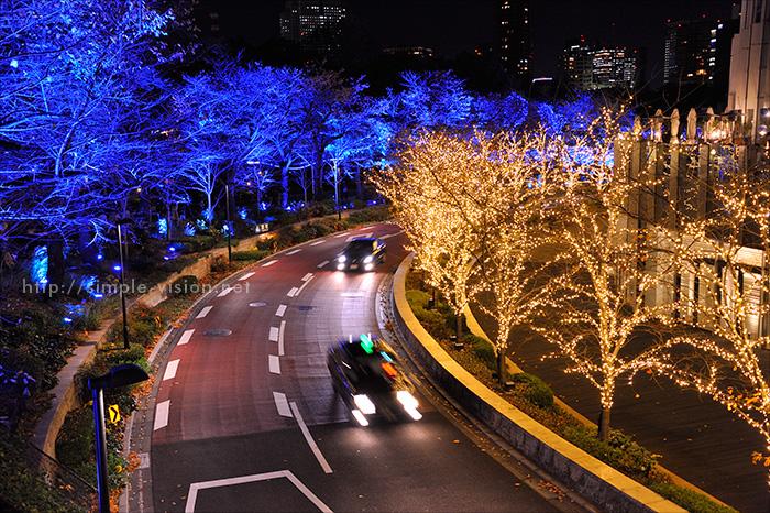 ミッドタウン・クリスマスイルミネーション2013