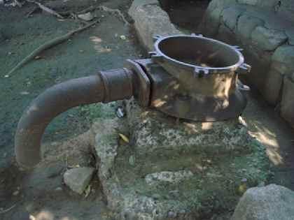 汲み上げポンプ