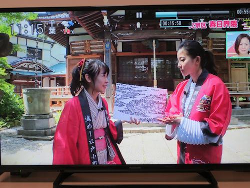 TOKYO MX TV 「週末ハッピーライ...