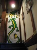 ドラゴ階段