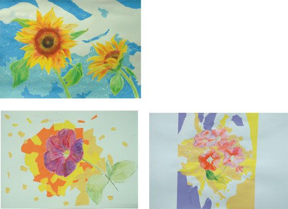 6月13日(土)子供絵画教室 体験授業   絵画教室 ナカムラアート