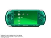 PSP スピリティッド・グリーン(PSP-3000SG)
