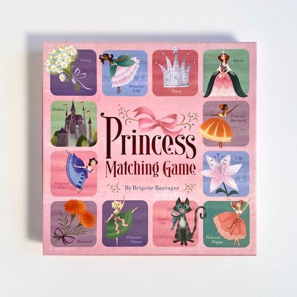 プリンセス マッチングゲーム
