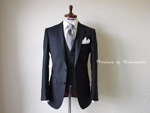 結婚式スーツの着こなし 大阪府g様 御友人様の結婚式 披露宴 二次会