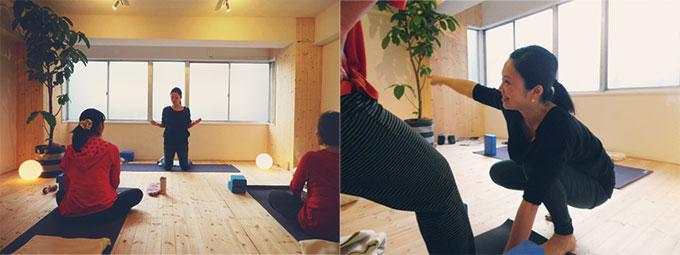 チャクラ 瞑想 銀座 ヨガスタジオ