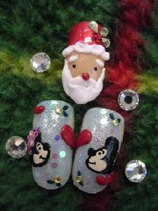 ミッキーとミニーのクリスマス☆