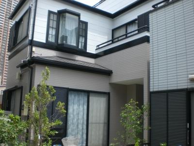 川崎市中原区の外壁塗装は【らくらくLife】