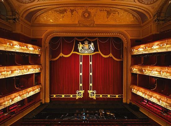 ロイヤルオペラハウス ロンドン