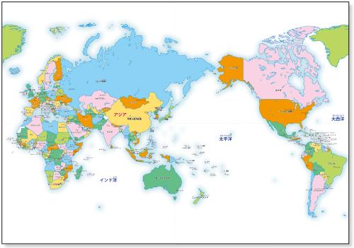 パズル 地図パズル : 世界地図【国名・首都名入り ...