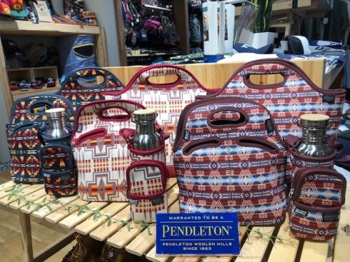 Pendleton Built コラボシリーズ