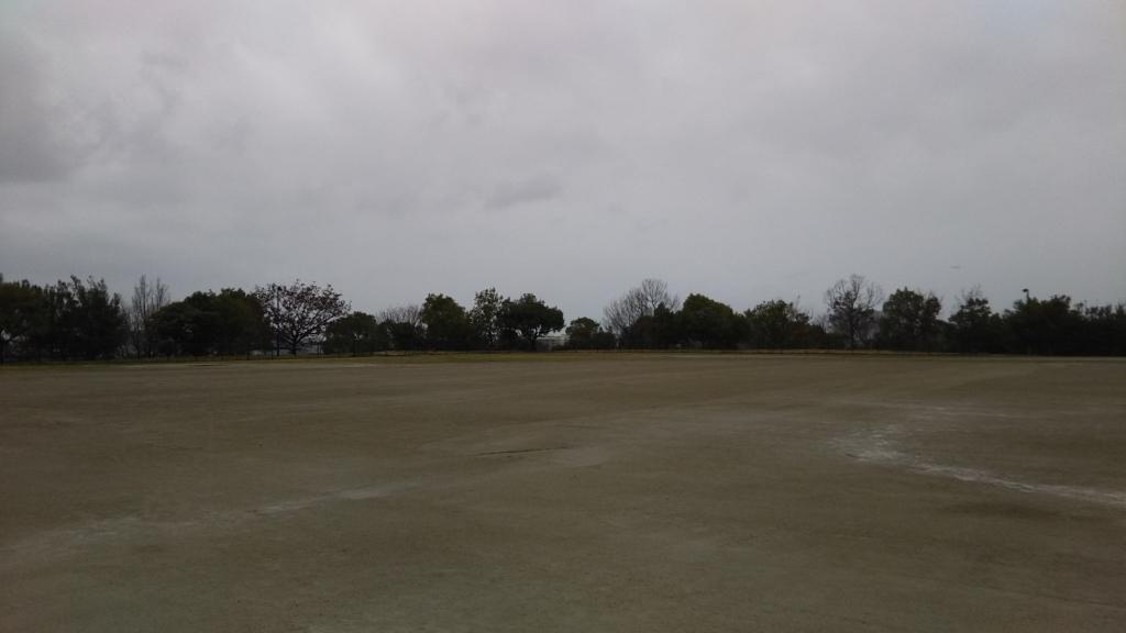 U-9青葉公園TRM雨天中止