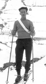1924年シャモニー・モンブランオリンピックのミリタリーパトロール競技 ...